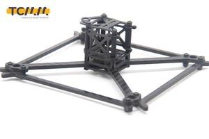 Image 5 - TCMMRC FPV cadre Kit QAV UFX empattement 185mm épaisseur 4mm bras Fiber de carbone pour Drone de course FPV quadrirotor