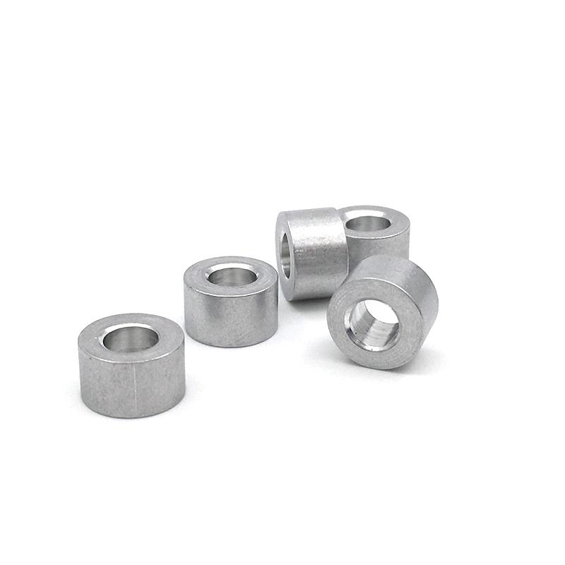 20 Stks 6mm V Slot V Wiel Aluminium Spacers Gratis Verzending