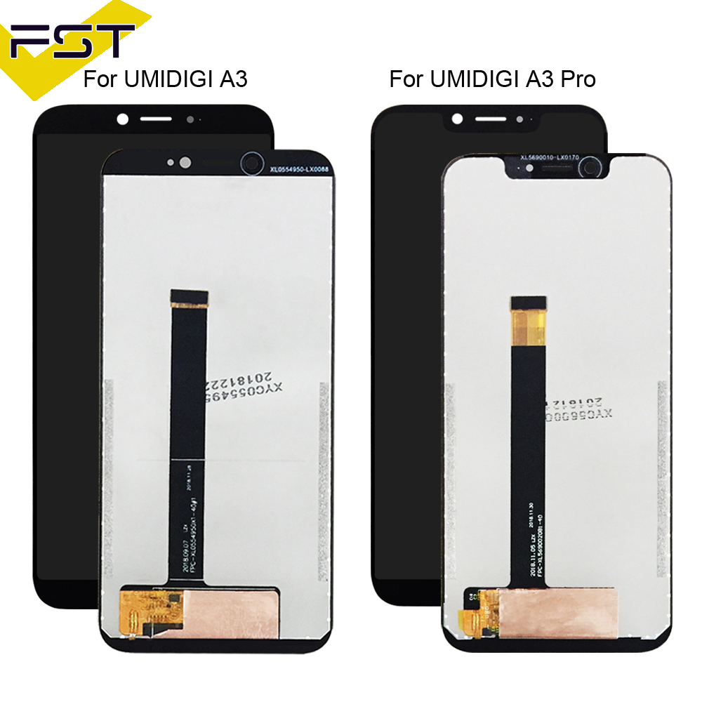 For UMI Umidigi A3 LCD Display and Touch Screen Assembly Repair Parts With Tools For UMI Umidigi A3 ProFor UMI Umidigi A3 LCD Display and Touch Screen Assembly Repair Parts With Tools For UMI Umidigi A3 Pro