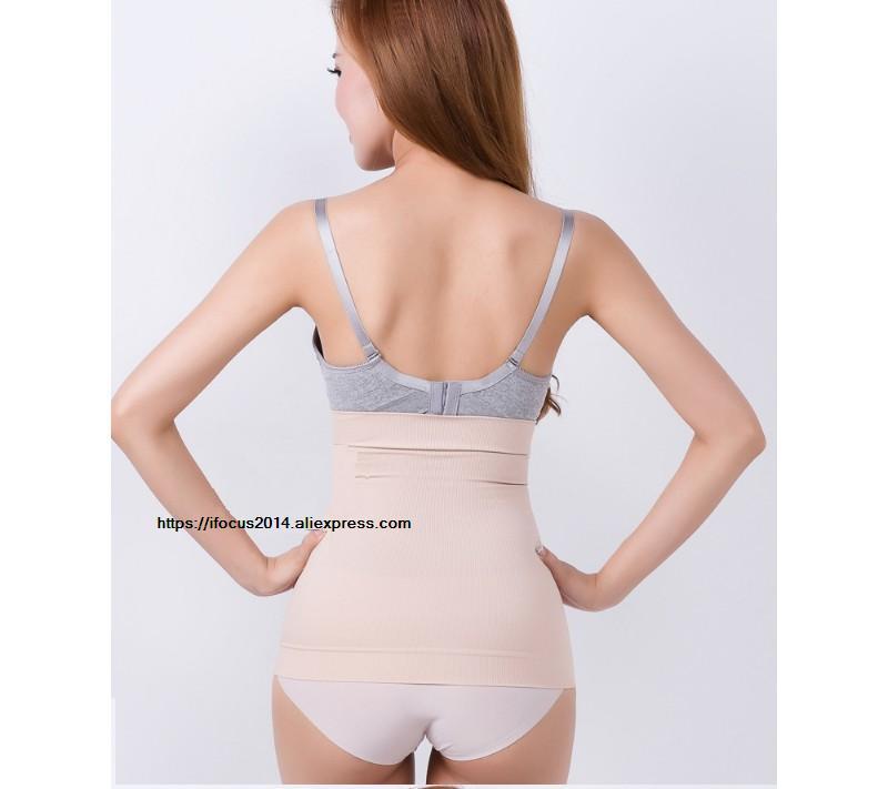 cc5dd6f338 US $3.84 20% OFF|1pcs Tighten abdomen Tummy belt weight loss slimming  product tight waist Cincher Corset Body Shaper Beautiful curve-in Slimming  ...