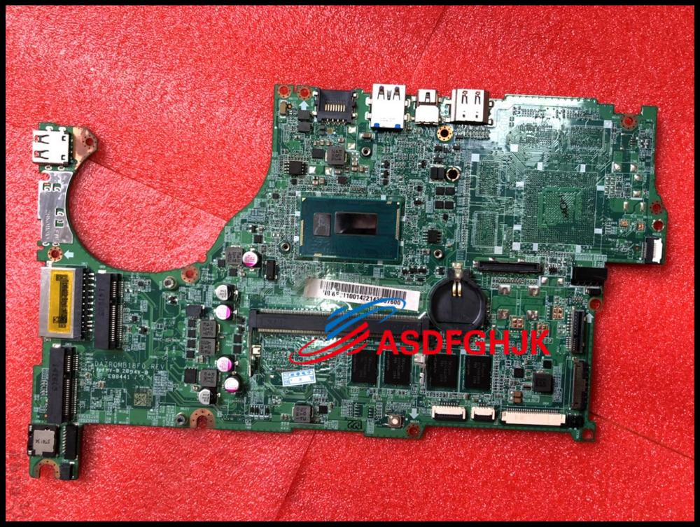 Original FOR font b Acer b font ASPIRE V5 573 motherboard WITH i5 4210 CPU DAZRQMB18F0