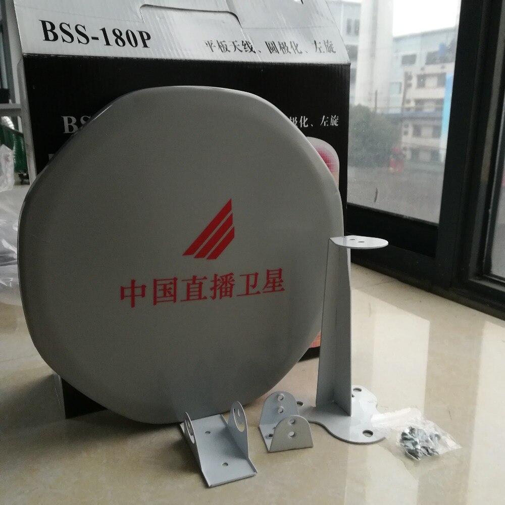 US $35 0 |26cm Ku Band Lnb Satellite Dish tv Antenna Build in Lnb  10 75GHz-in Satellite TV Receiver from Consumer Electronics on  Aliexpress com |