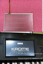KORG KROME TOUCH SCREEN DIGITIZER TOUCH PAD GLASS PANEL