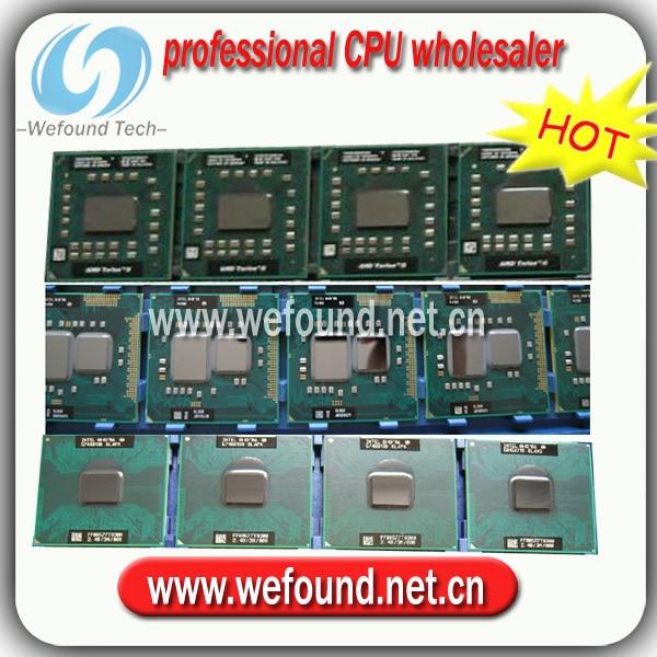 3 months warranty+free shipping Original for intel processor CPU I5-540M SLBPG 2.53G
