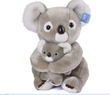 new creative cute new plush koala toy high quality koala doll gift about 28cm