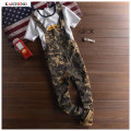 High Quality Man Men's Hot Fashion Camouflage Brand Style Hiphop Casual Overalls Jeans Men Skinny Designer Pants Plus S-XXL