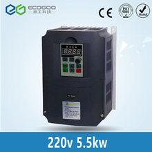 5.5kw/4kw/2.2kw 220 v преобразователь частоты переменного тока выход 3 фазы 650 Герц двигатель переменного тока регулятор для водяного насоса/приводы переменного тока/преобразователь частоты