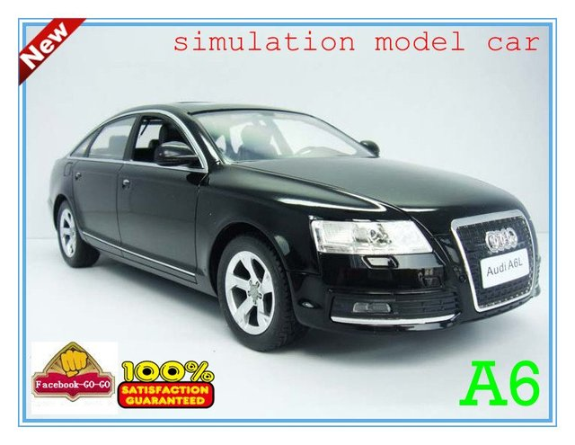 Free Shipping Simulation Model Car CH Remote Control Cars Audi - Audi various models