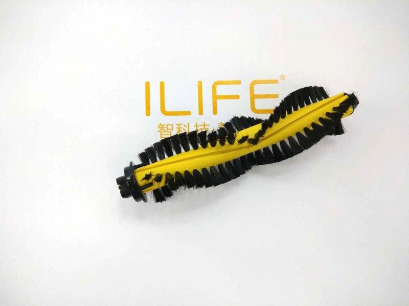 Rolling Brush Chuwi ILIFE A4 Robot Vacuum Cleaner Replacement Ilife A4 Spare Part Vacuum Cleaner Accessories Rolling Bristle