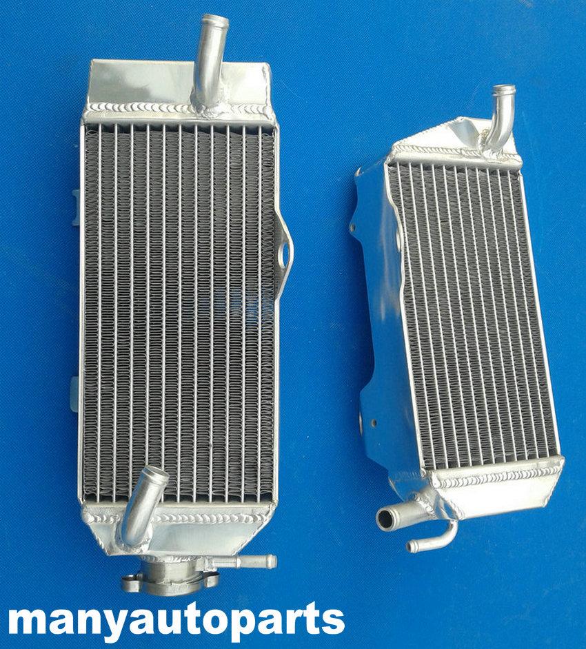 for 2009 2010 2011 09 10 11 Honda CRF450R// CRF 450 aluminum radiator brand new