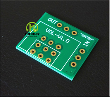 HIFIboy Double shielded Potentiometer PCB for ALPS 27 and 16 Type 100K 50K 10K HIFI DIY a lot of 10PCS