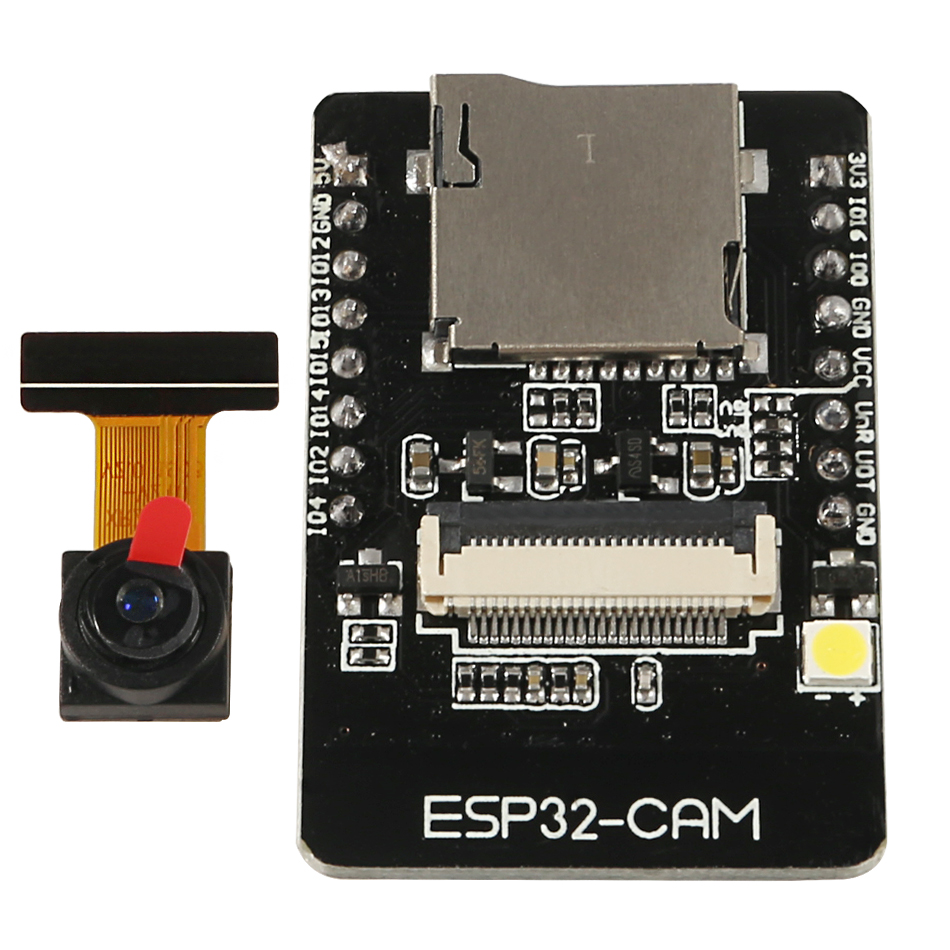 ESP32 Cam ESP32-Cam WiFi Bluetooth ESP32 Camera Module Development Board With OV2640 Camera Module