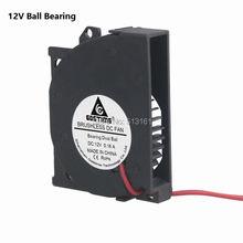 5 шт бесщеточный dc вентилятор охлаждения шариковый подшипник