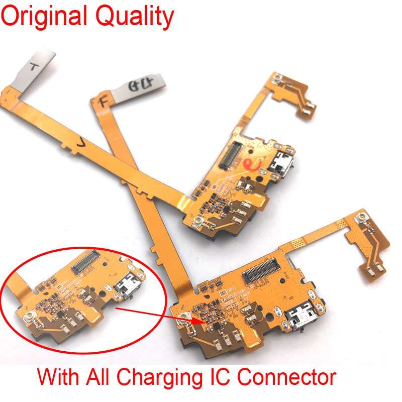 New Mic Microphone Dock Connector Charger Plug Board USB Charging Port Flex Cable Ribbon For LG Nexus 5 D820 D821