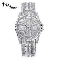 Men's Watches Man Diamond Watch Clock Analog Quartz Vogue Wristwatches Gifts 2018 Luxury Male Watches Clock relojes hombre