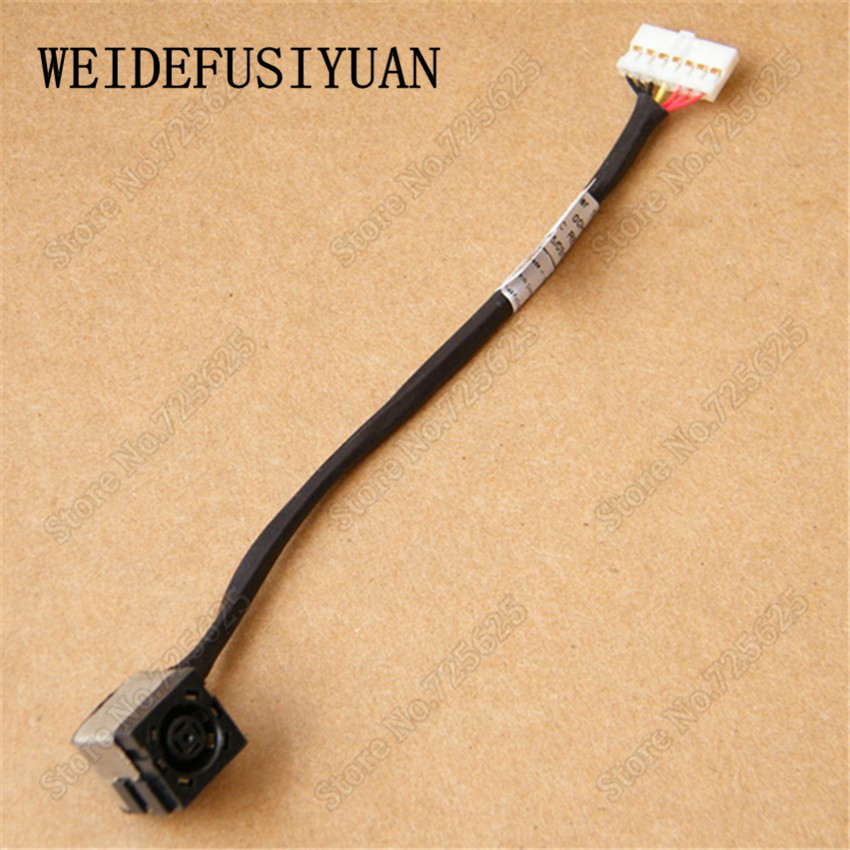 DC AC Power Jack Plug Charging Port Socket Connector Cable Harnessfor DELL Inspiron 14 3441 3442 3446 14-344114-3442 14-3446 dell inspiron 14 5443 5447 5448 5445