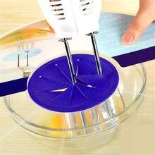 Креативный венчик для яиц крышка от разбрызгивания экрана для приготовления пищи брызговик силиконовые крышки чаши для взбивания яиц крышки миксера кухонные инструменты