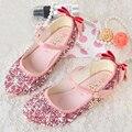 Mudipanda/От 4 до 13 лет босоножки для девочки принцессы  детская обувь  6  для маленькой девочки  9  на высоком каблуке  10  сандалии со стразами для т...