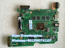 Free shipping For ASUS Epc X101CH REV:2.3 or REV:2.1 Laptop Motherboard 100% Tested