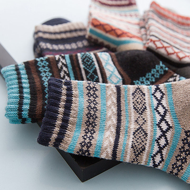 Winter Thick Warm Socks for Men