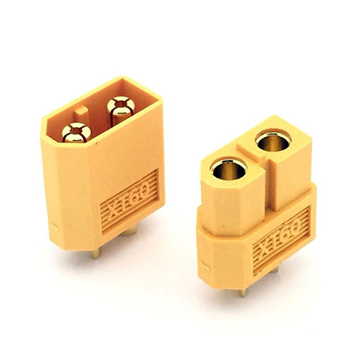 10 Pairs XT30 XT60 XT90 Yellow Battery <font><b>Connector</b></font> Set <font><b>4.5mm</b></font> Male Female Gold Plated Banana Plug for RC Model Lipo Battery image