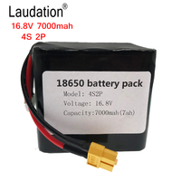 laudation 14.8V/16.8V rechargeable lithium ion battery 18650 battery pack Suitable for different drones NCR18650GA combination