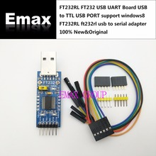 FT232RL FT232 USB UART Board USB to TTL USB PORT support windows8 FT232RL ft232rl usb to serial adapter Free Ship(China)