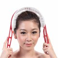 head massager relaxed handle brain relaxing massage head acupoint stimulationmassage & relaxation