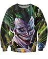 Women Men 3d Majin Joker Sweatshirt Fashion Clothing Tops Autumn Fall Style Sweats Plus Size