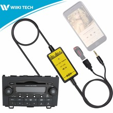 APPS2Car Car Radio USB AUX Interface Audio Mp3 Adapter CD Changer Adapter for Honda CRV 2004-2011 [Original Patented]