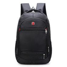72ca9d23c87d Мужской Водонепроницаемый Бизнес 15 15,6 дюймов рюкзак для ноутбука рюкзак  для путешествий mochila военный