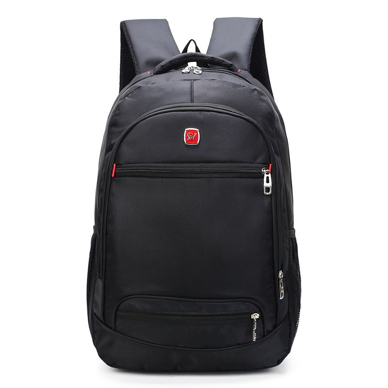 Men Waterproof Business 15 15.6 Inch Laptop Backpack Travel Bagpack Mochila Military Students School Back Pack Bags New