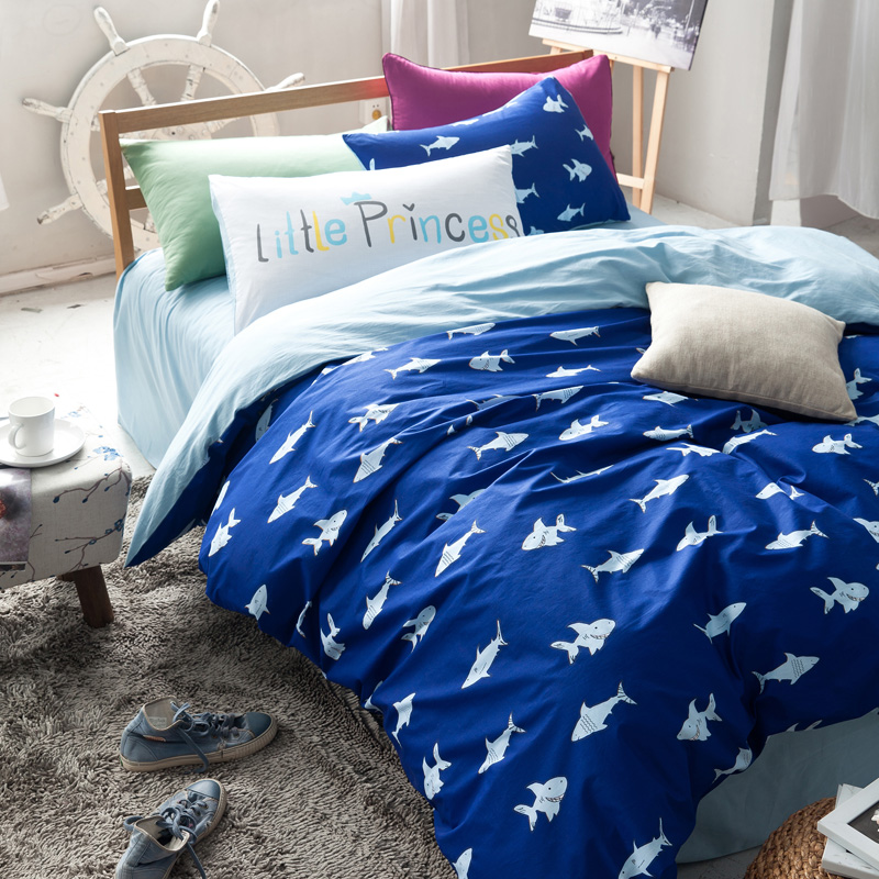 Online Buy Wholesale Fish Bed Sheets From China Fish Bed