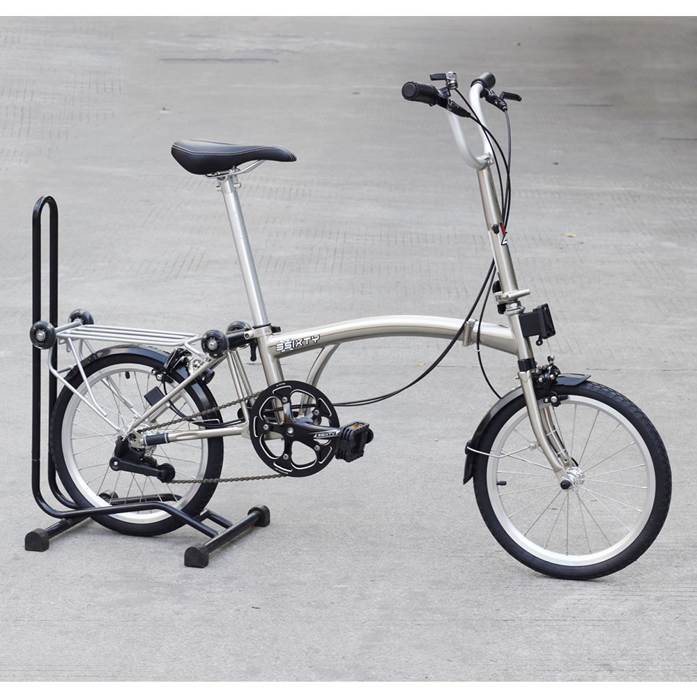 3sixty folding bike brompton 200