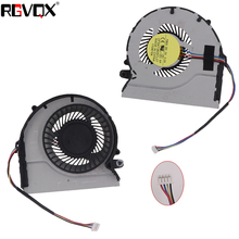 NEW Laptop Cooling Fan For Lenovo IdeaPad Z480 Z485 Z580 Z585 Original PN: DFS470805CL0T FB80 CPU Cooler Radiator Replacement