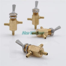 4Pcs Dental Chair Valve 2 Way Selector Water/Air Change Way Dental Water Adjustor(China)