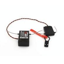 2.4G MK620 6CH Satellite Receiver CompatibleWith DX6i JR DX7 DX6i DX7 DX8 DX9 DSM2 Transmitter Of Quadcopter/Helicopter