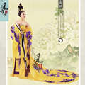 Традиционный женщины династии тан древняя китайская костюм красивый танец Hanfu костюм принцесса династии опера Hanfu платье