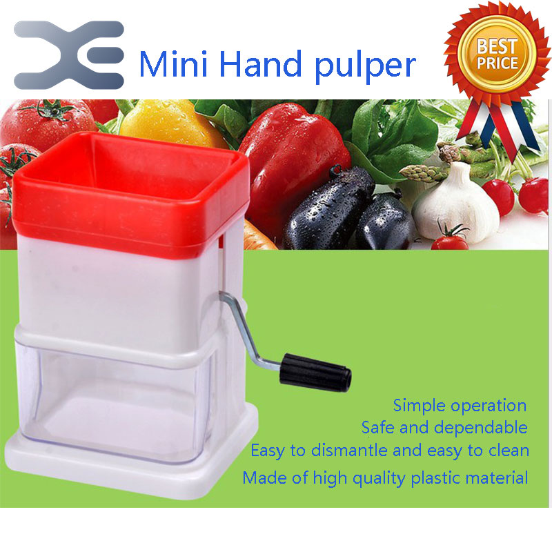 Hand-Cranked Meat Grinder Household Kitchen Multifunction Shredder Vegetable Stuffing Machine Cutter Chili