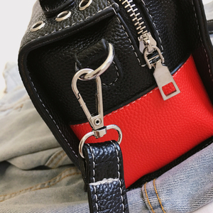 Image 3 - Summer Womens Silver Bag Handbag Luxury Brand Fashion Ladies 2019 Womens Shoulder Bag Clutch Ladies Hand Bags Female Leather