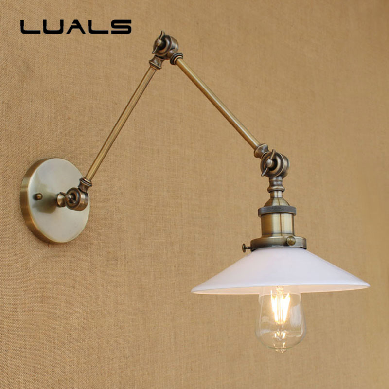 Loft Vintage Wall Light Creative Retro Copper Color sconce wall lights Cafe Bar Personality Industrial Wall Lights Deco LightingLoft Vintage Wall Light Creative Retro Copper Color sconce wall lights Cafe Bar Personality Industrial Wall Lights Deco Lighting