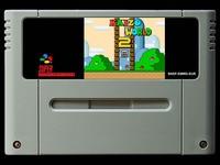 Jogos 16Bit ** Kaizo Mundo 2 (PAL EUR Versão!!)|marioworld| |  -