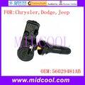 Nuevo Monitor de presión de neumáticos TPMS Sensor uso OE n º 56029481AB para Chrysler Dodge Jeep