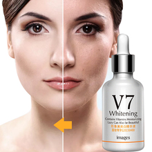 IMAGES whitening skin care serum vitamins deep moisturizer pure essence liquid e