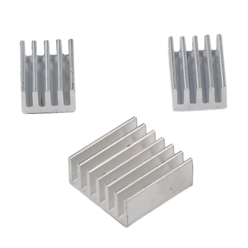 For Orange Pi PC Heatsink Aluminum Heat Sink Cooling Pad Radiador For Orange Pi PC