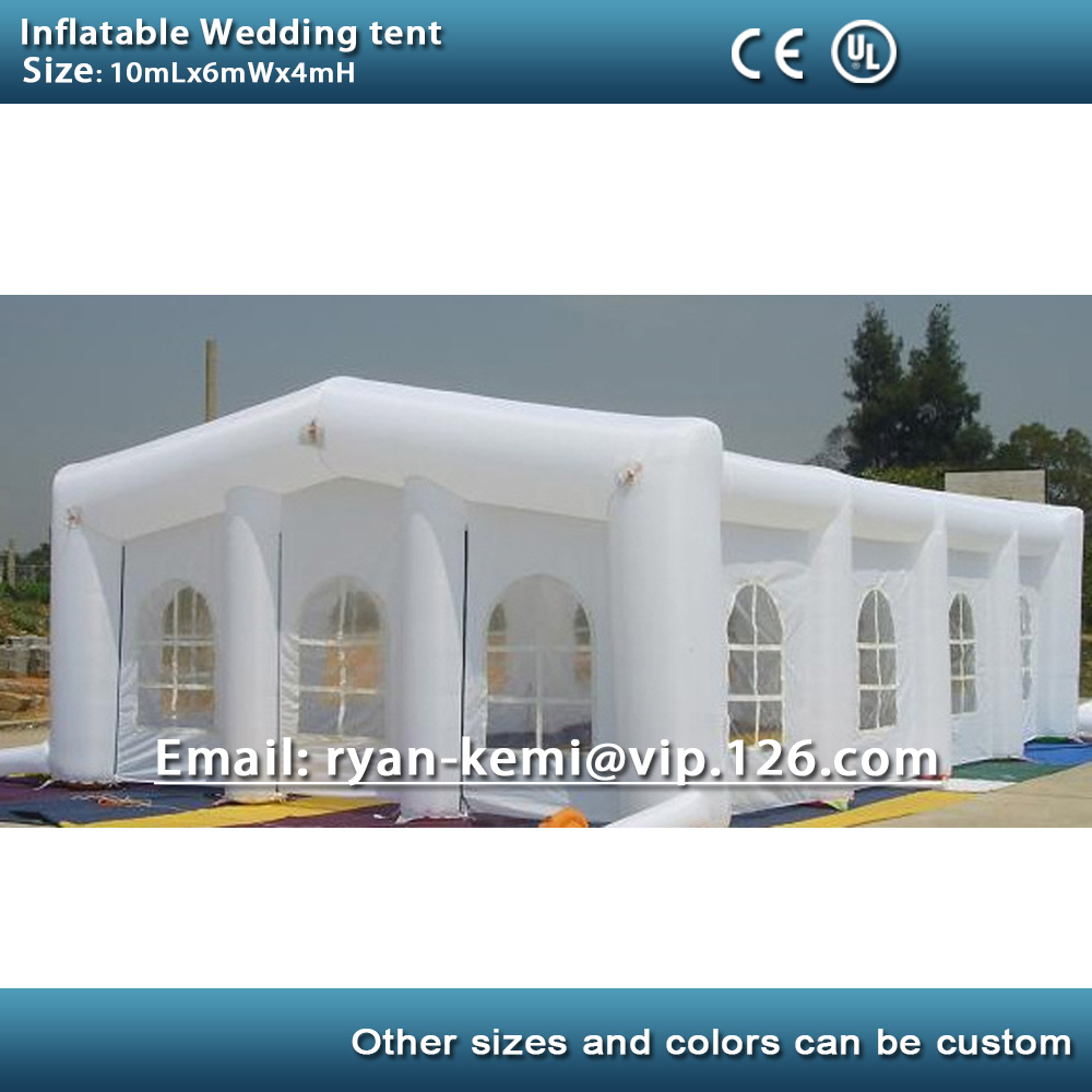 10m inflatable wedding tent inflatable party tent outdoor inflatable tent event good price inflatable marquee cover dome party tent for event inflatable tent for wedding waterproof canopy tent inflatable tent free ce ulblower