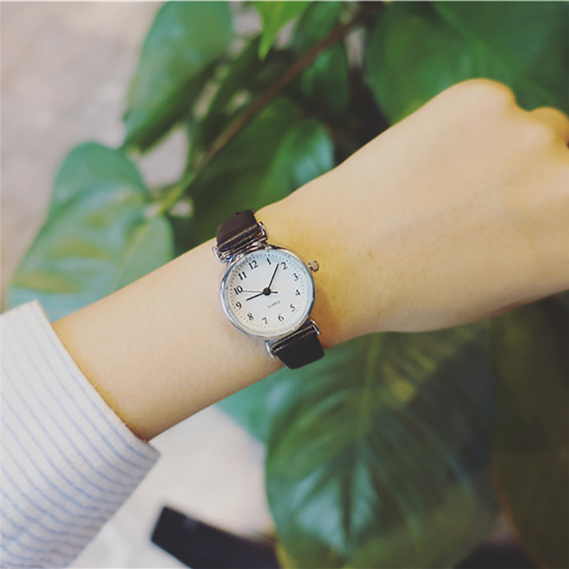 Watch Women Watches Small Dial Delicate Watch Fashion Discount Female Clock Rhinestone Business Relogio Relojes Gift  #D