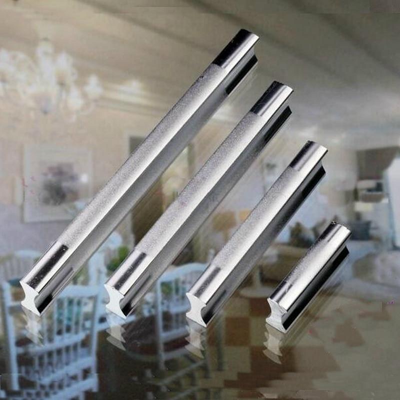 Compra perilla de la puerta de aluminio online al por mayor de China ...