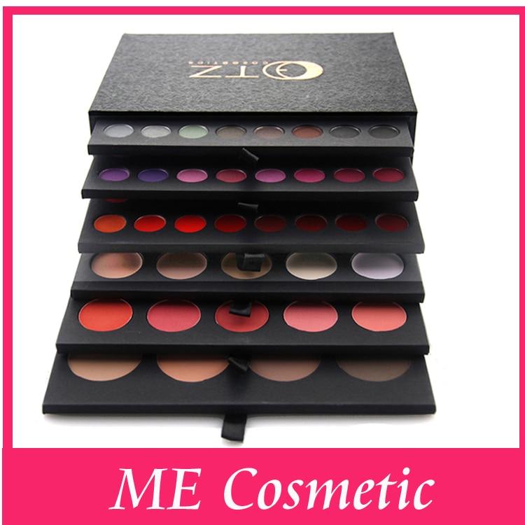 Professional 134 Color 6 layer Big Eye Shadow Palette Kit