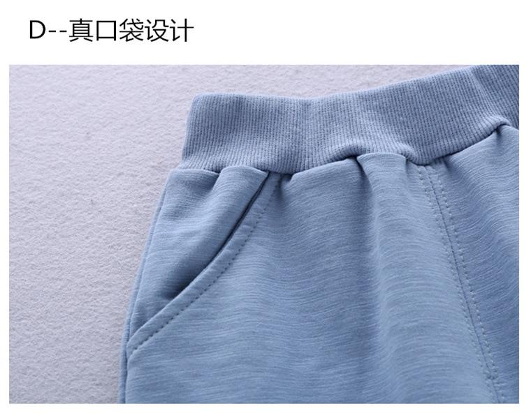 2pcs Sets 2017 Spring Baby's Sets Boys Camisetas de manga larga + - Ropa de ninos - foto 6